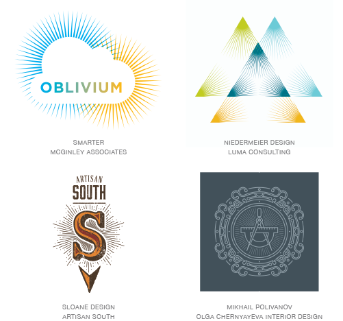 10 rays logo design trends 2015
