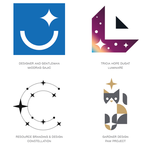 sparkle logo design trends 2015